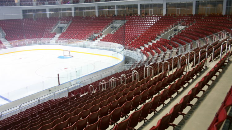 Ice Arena Refrigeration